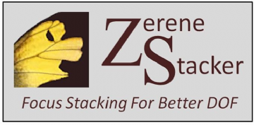 Zerene Stacker Personal Edition